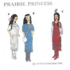 Prairie princess by Lord Perry Enterprises, 1994 #1101