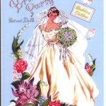 Бумажные куклы «Wedding»