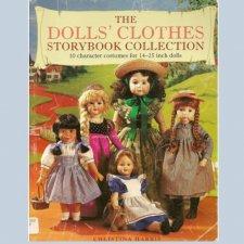 "Книга ""The Dolls' Clothes Storybook Collection"" в PDFформате"