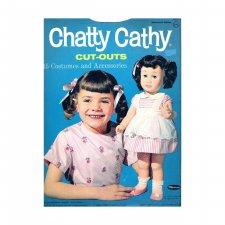Сhatty Сathy Paper doll
