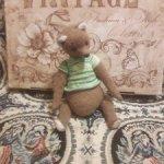 Авторская игрушка. Медвежонок