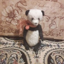 Авторская игрушка. Панда