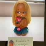 Кукла Гавайская пляжница 70-е г Japan Япония.