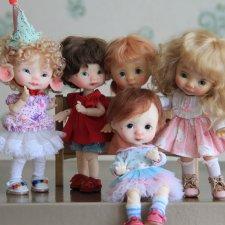 Мои любимые куклы от Nikki