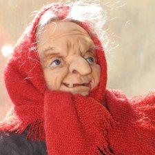 Баба Аля - весеннее настроение