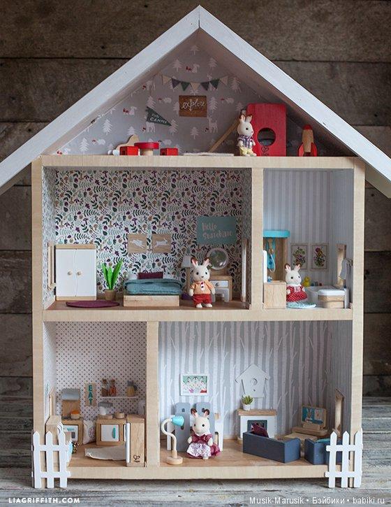 конструкции кукольные домики своими руками картинки шустер очередной