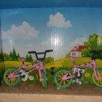 Два велосипеда