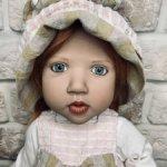 """Коллекционная  кукла """"Neelke"""" Zwergnase"""