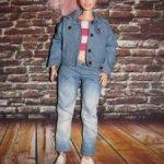 Обновление. Джинсы и шорты на Барби-пышку,разные модели.