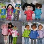 Куртки для Лати, пукифи, Баболи, Крузелинг, плюшечки, Литлфи, Лори и АГ, Барби,мини-анигас