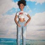 Новые джинсы от 21.10.Модные реалистичные джинсы  и комбезы на Барби