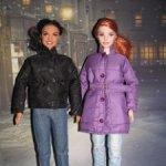 Пуховики и куртки для Барби