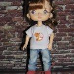 Джинсы для Xiaomi monst и кукол со схожими размерами