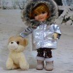 Весенние курточки для Twinkles Meadowdolls/Late Yellow и кукол схожих размеров