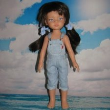 Одежда кукол Паола Рейна