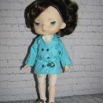Тренч для Monst и кукол схожих размеров