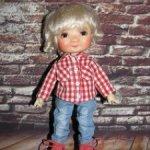 Скидка 20%.Одежда на заказ для кукол 15-23 см: Twinkles Meadowdolls/Lati Yellow,Monst и др