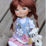 Очень срочно 50000до 17.09! Ella Dumplings sunkiss Meadow dolls.