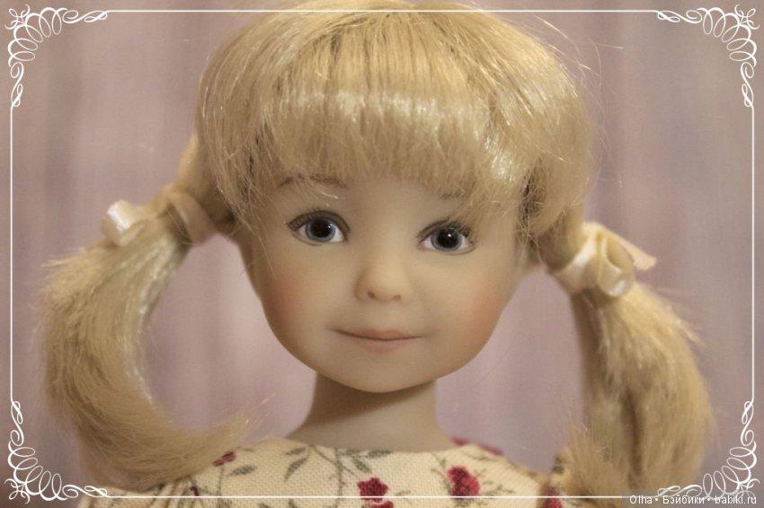 Heartstring Dolls, Dianna Effner, Jo Flitton, Yours Truly Grace, Диана Эффнер, Джо Флиттон, Грейс