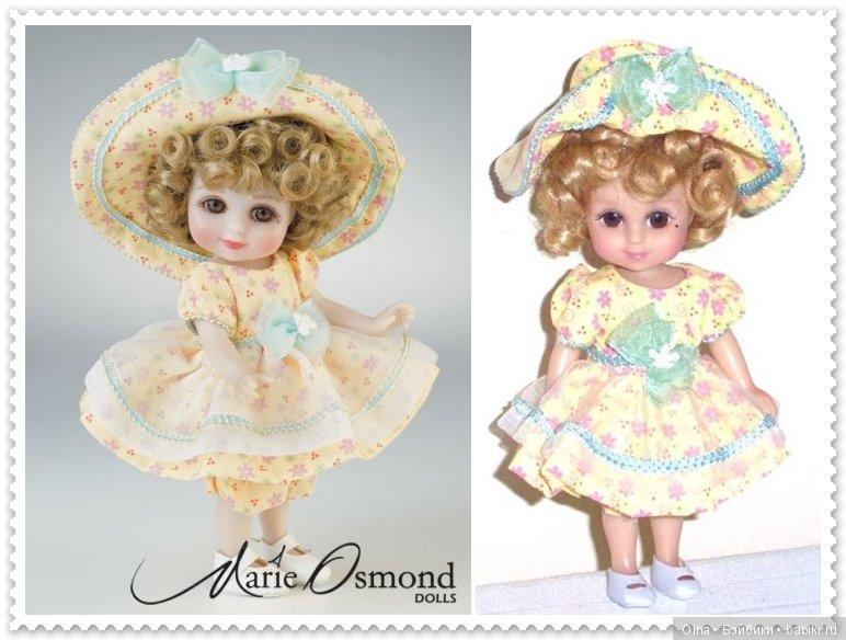 Marie Osmond, vinyl doll, Adora Belle Calender Girls Series, May
