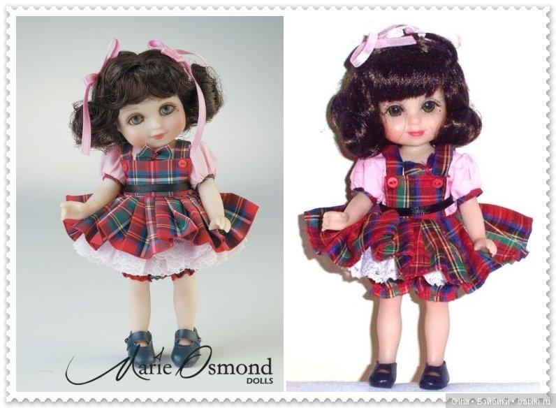 Marie Osmond, vinyl doll, Adora Belle Calender Girls Series, September