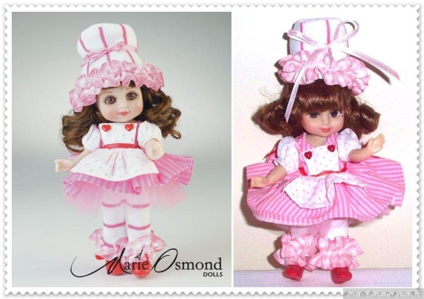 Marie Osmond, vinyl doll, Adora Belle Calender Girls Series, February
