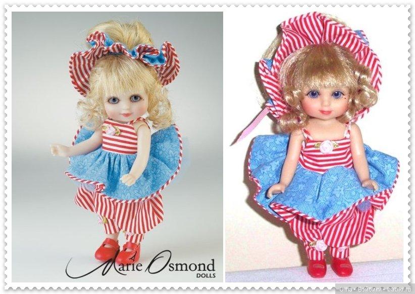 Marie Osmond, vinyl doll, Adora Belle Calender Girls Series, July