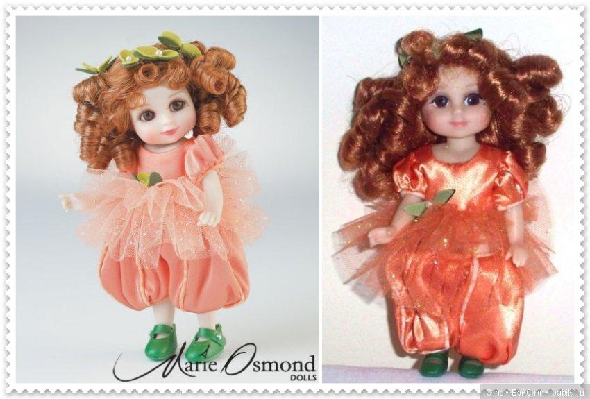 Marie Osmond, vinyl doll, Adora Belle Calender Girls Series, October
