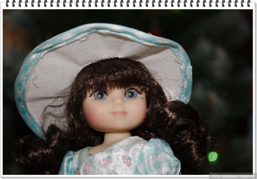 Marie Osmond, vinyl doll, Adora Belle Calender Girls Series, April