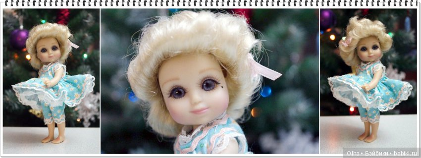 Marie Osmond, vinyl doll, Adora Belle Calender Girls Series, August