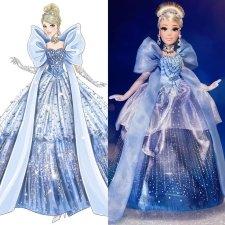 Disney Princess Style Series: новые Золушка, Ариэль и Белль