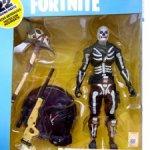 Фигурки Фортнайт Fortnite Скелет Skull Trooper.
