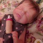 Кукла из силикона силиконовая кукла