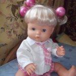 кукла Nenuco родная Испания