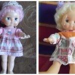 Две куклы Люся Нахабино