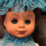 Чудесная кукла VEB Biggi Waltershausen GDR