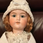Продаю прелестную антикварную куколку Armand Marseille  Срочная продажа 17000