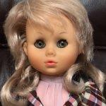 Очаровательная итальянская кукла Gabar