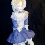 Фарфоровая кукла,, Юлиана,,