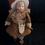 Фарфоровая кукла,, Крошечка,,