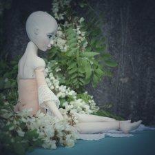 Кукла ручной работы Мия