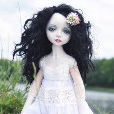 Кукла ручной работы Мия. Преображение