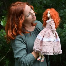 Кукла Аурелия