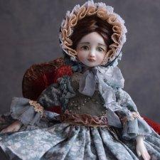 Кукла фарфоровая Агнюша