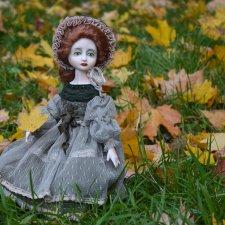 Кукла фарфоровая Лизавета