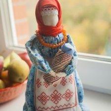 Удивительный мир тряпичной куклы