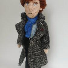 Шерлок. Вязаная кукла