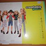 Полный комплект одежды для Creatable World от Mattel