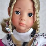 Кукла Анна 2012 от Gotz