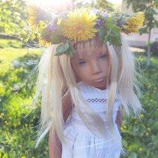 Просто любовательный топик моей блондинки. Саша Моргенталер 1968-69 гг
